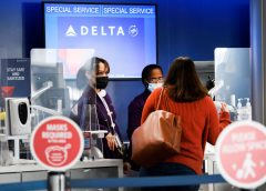 Pilot shortage prompts rare flight cancellations at Delta over Thanksgiving break
